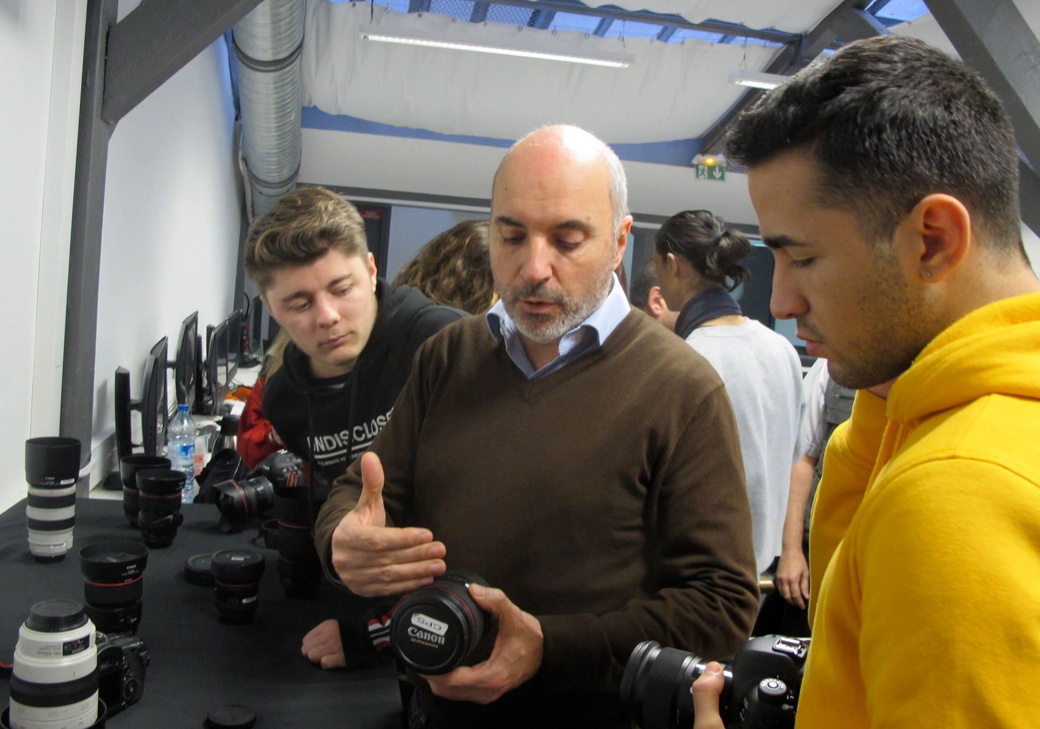 Canon Professionnel Services