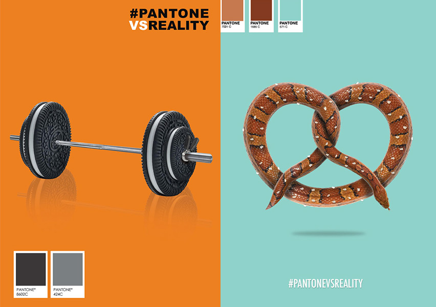 Photo pantonevsreality