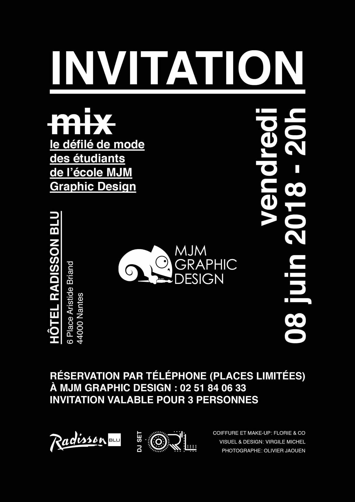 MJM Nantes Fashion Show