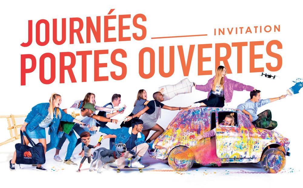 invitations journées portes ouvertes 2019
