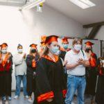 groupe remise de diplôme