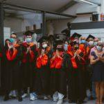 classe remise des diplômes