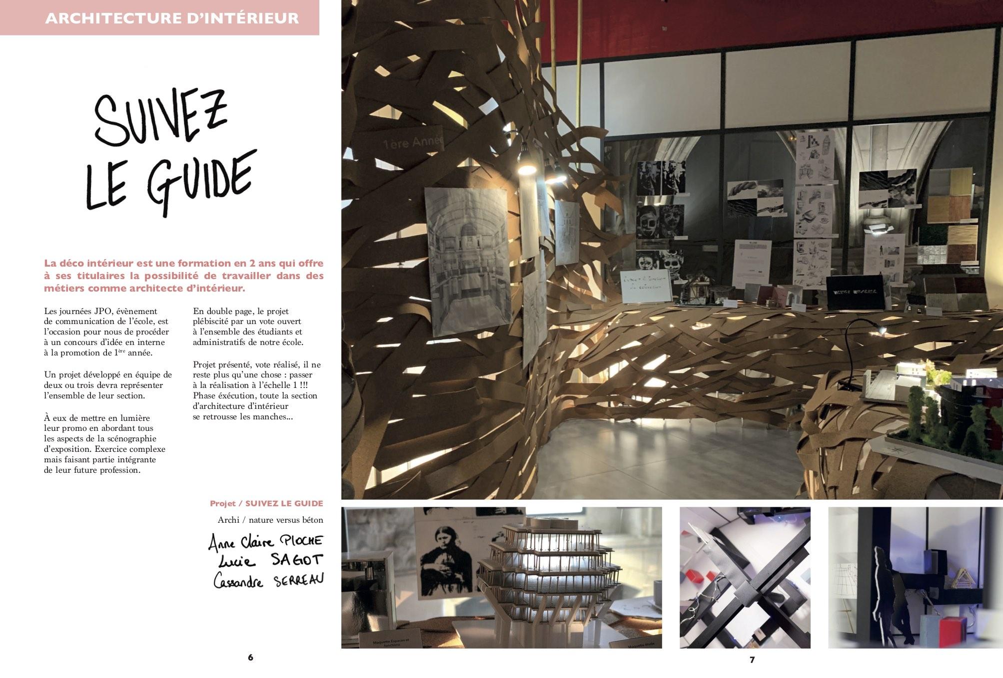 Architecte D Intérieur Lille mjm nantes : le magazine des étudiants - École d'art mjm